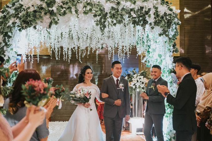 Dinda ❤️ Inno Wedding by Hatiku Florist - 004