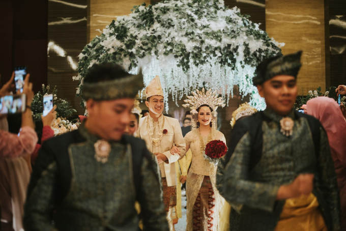 Dinda ❤️ Inno Wedding by Hatiku Florist - 001