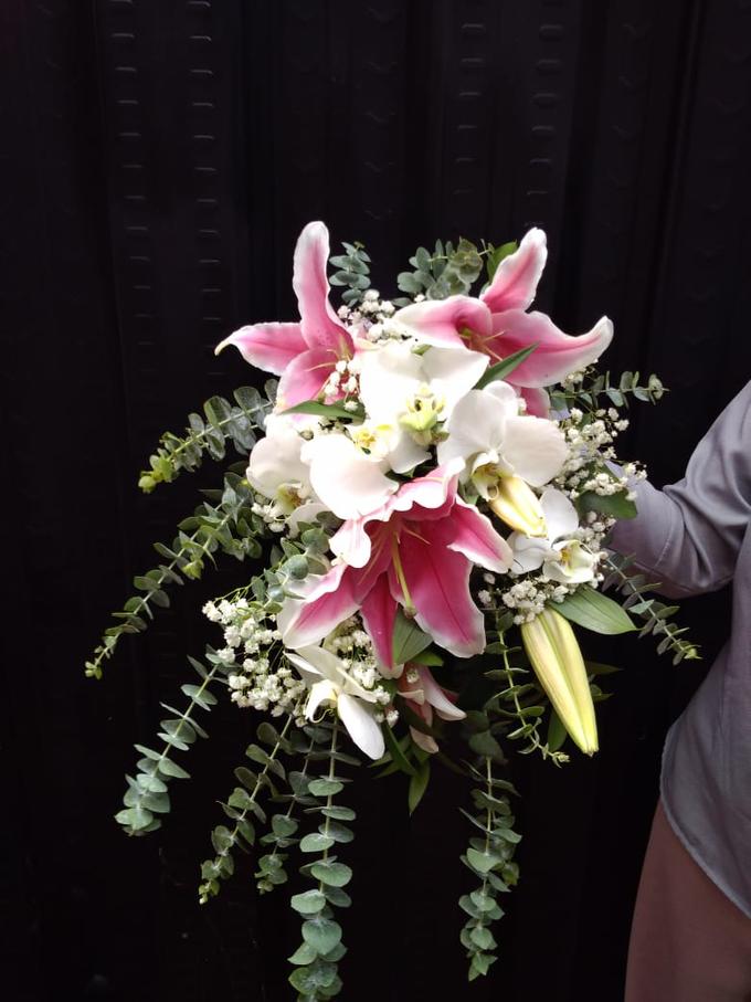 Dinda ❤️ Inno Wedding by Hatiku Florist - 007