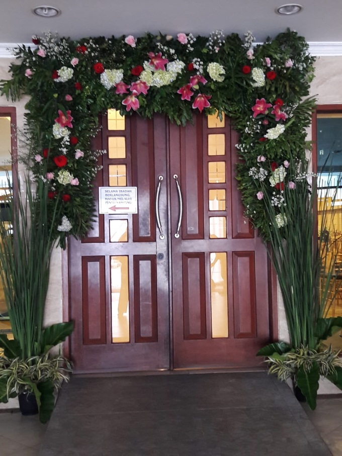 Sarita's Wedding Decor by Hatiku Florist - 004