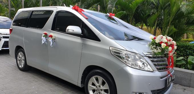 Wedding Car Decor 5/1/18 by Hatiku Florist - 002