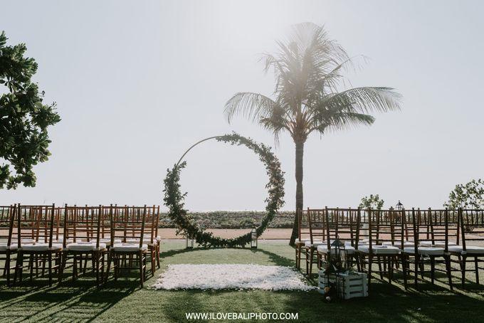 Hayley & James Wedding by Holiday Inn Resort Baruna Bali - 007