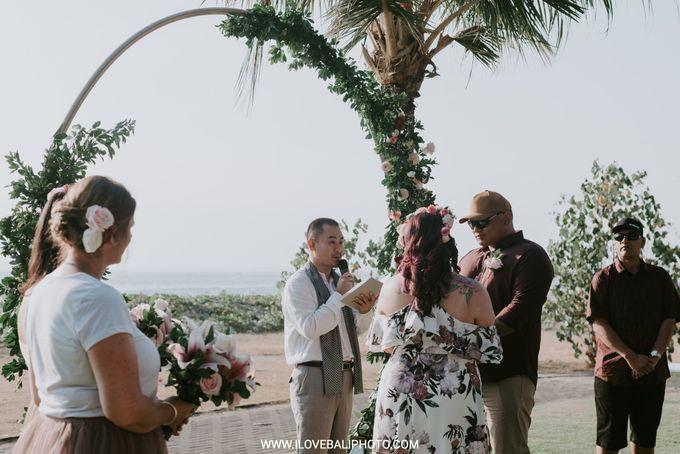 Hayley & James Wedding by Holiday Inn Resort Baruna Bali - 008