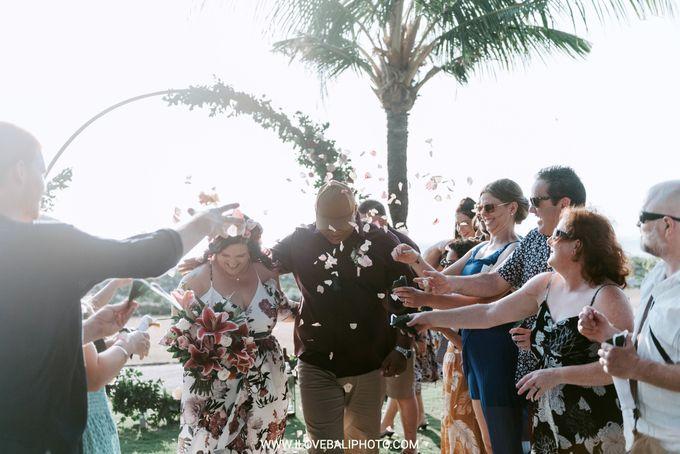 Hayley & James Wedding by Holiday Inn Resort Baruna Bali - 009