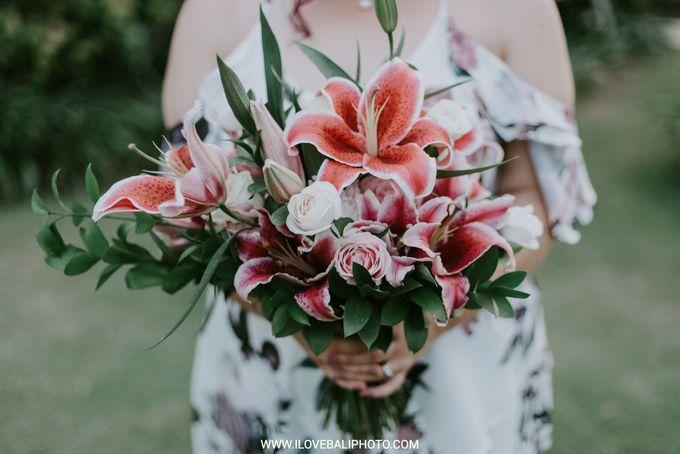 Hayley & James Wedding by Holiday Inn Resort Baruna Bali - 001