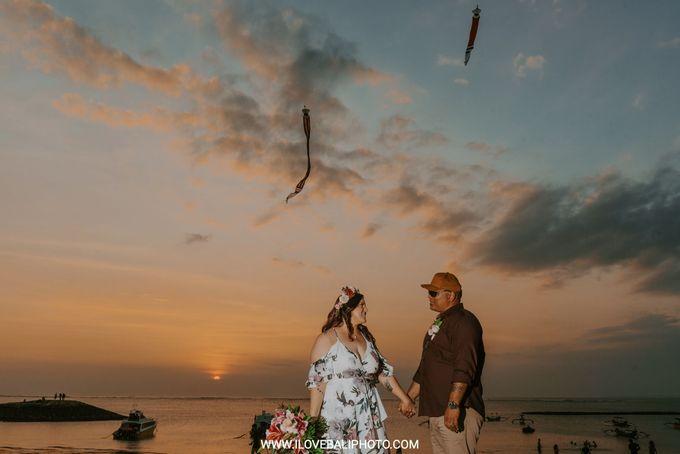 Hayley & James Wedding by Holiday Inn Resort Baruna Bali - 002
