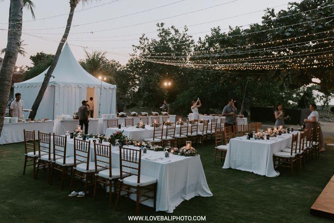 Hayley & James Wedding by Holiday Inn Resort Baruna Bali - 003