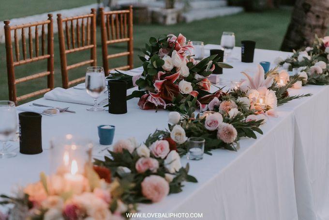 Hayley & James Wedding by Holiday Inn Resort Baruna Bali - 004