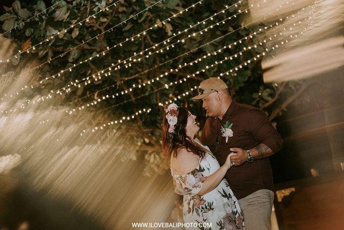 Hayley & James Wedding by Holiday Inn Resort Baruna Bali - 005