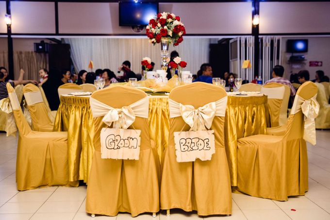 VIP Table Setting by Wedding And You - 023