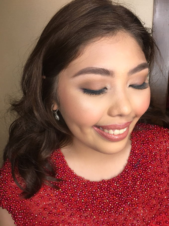 Mica's 18th Birthday  by HD Make up by Joyc Young - 002