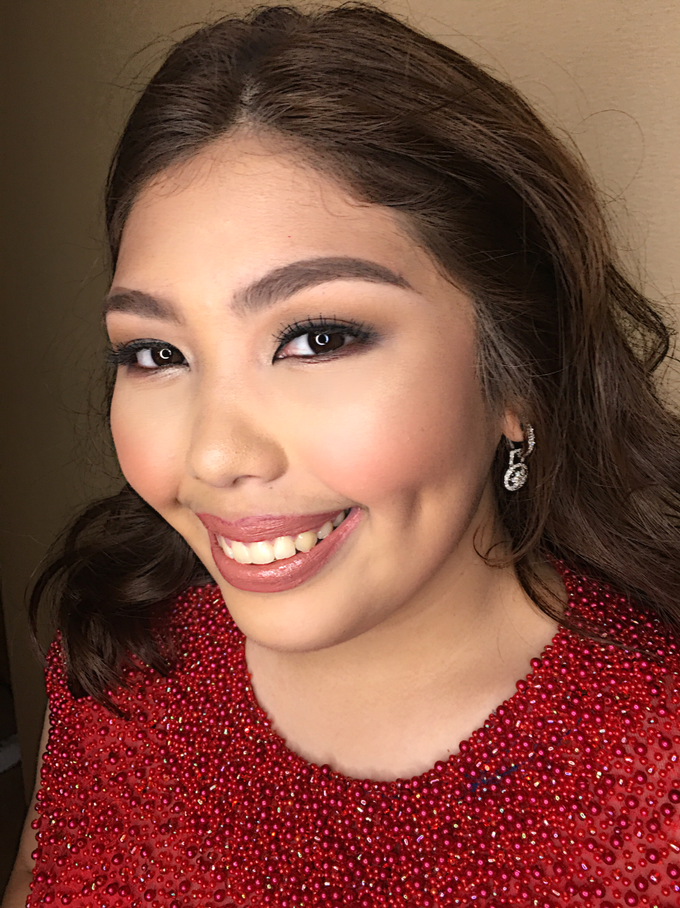 Mica's 18th Birthday  by HD Make up by Joyc Young - 003