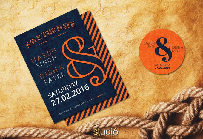 Save The Date by Studio6 - Creative House - 002