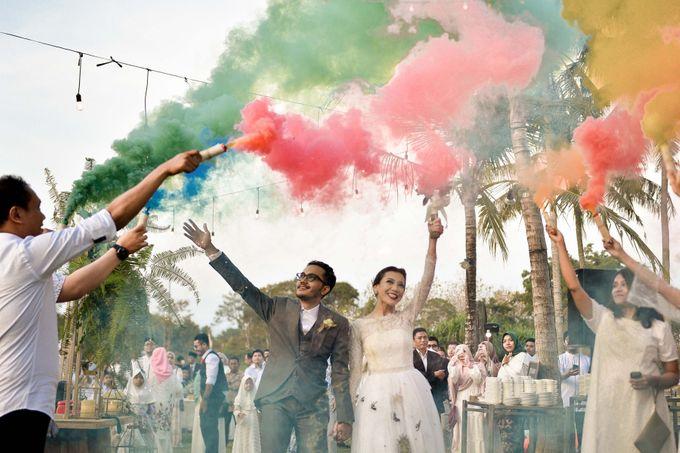 Wedding Cella & Ian by Satria Organizer - 001