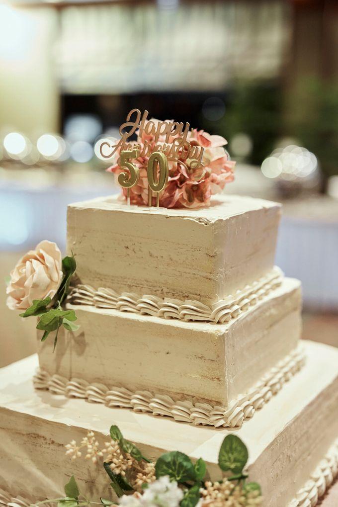 Golden Wedding Anniversary of Pak Dharma & Bu Helena by MAC Wedding - 001
