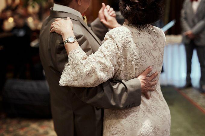 Golden Wedding Anniversary of Pak Dharma & Bu Helena by MAC Wedding - 004