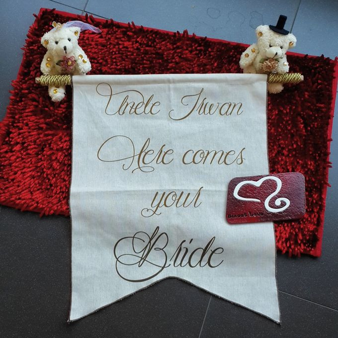 Wedding Flag by Sweetlovecollection - 015