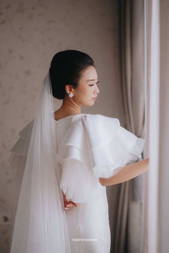 Ritz Carlton Kuningan - Tommy & Catherine by Maestro Wedding Organizer - 014