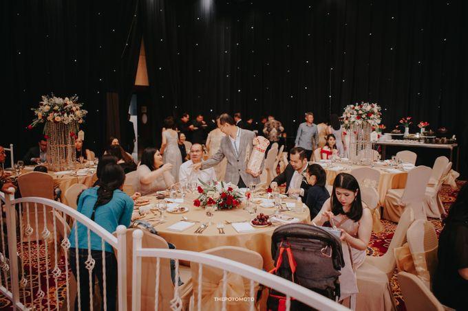 Ritz Carlton Kuningan - Tommy & Catherine by Maestro Wedding Organizer - 004