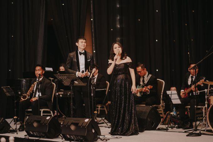 Ritz Carlton Kuningan - Tommy & Catherine by Maestro Wedding Organizer - 006