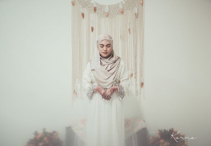 Beautiful Wedding in Forest Valley Hall, Malaysia by Karna Pictures - 011