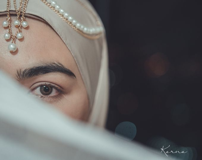 Beautiful Wedding in Forest Valley Hall, Malaysia by Karna Pictures - 002