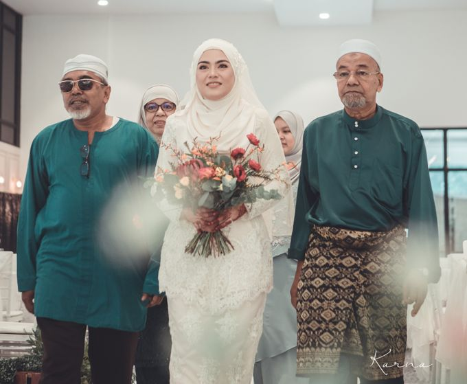 Beautiful Wedding in Forest Valley Hall, Malaysia by Karna Pictures - 018