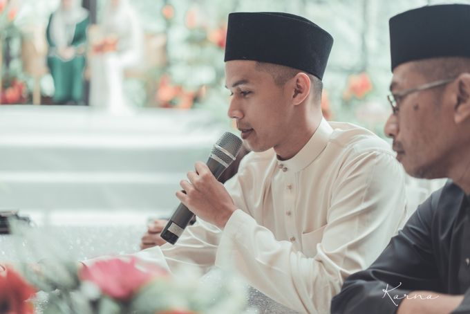 Beautiful Wedding in Forest Valley Hall, Malaysia by Karna Pictures - 024