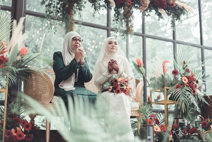 Beautiful Wedding in Forest Valley Hall, Malaysia by Karna Pictures - 025