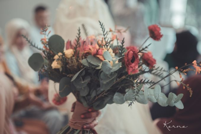 Beautiful Wedding in Forest Valley Hall, Malaysia by Karna Pictures - 026
