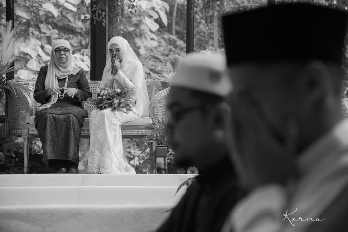 Beautiful Wedding in Forest Valley Hall, Malaysia by Karna Pictures - 027