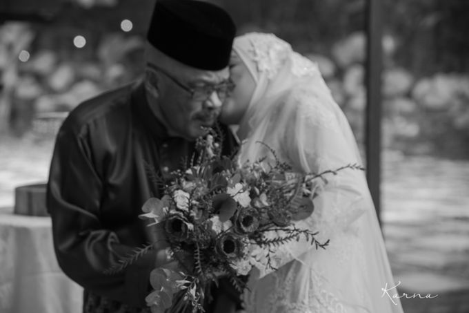 Beautiful Wedding in Forest Valley Hall, Malaysia by Karna Pictures - 029