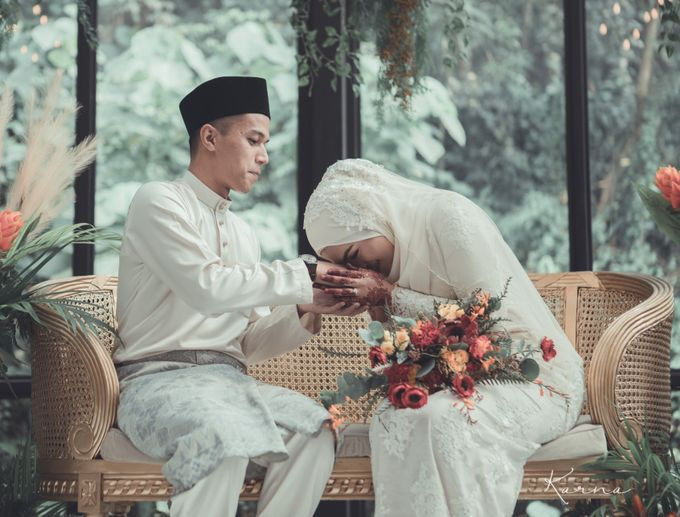 Beautiful Wedding in Forest Valley Hall, Malaysia by Karna Pictures - 030
