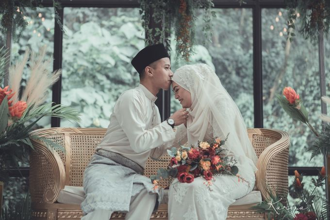 Beautiful Wedding in Forest Valley Hall, Malaysia by Karna Pictures - 031