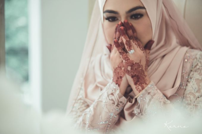 Beautiful Wedding in Forest Valley Hall, Malaysia by Karna Pictures - 034