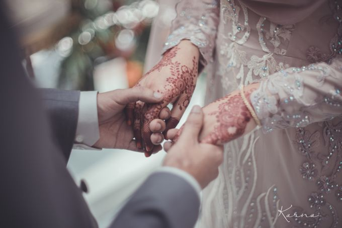 Beautiful Wedding in Forest Valley Hall, Malaysia by Karna Pictures - 035