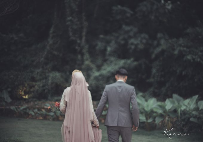 Beautiful Wedding in Forest Valley Hall, Malaysia by Karna Pictures - 036