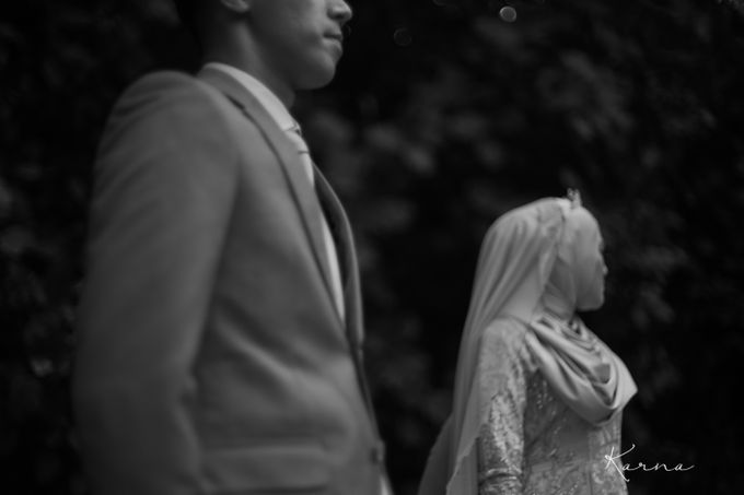 Beautiful Wedding in Forest Valley Hall, Malaysia by Karna Pictures - 037