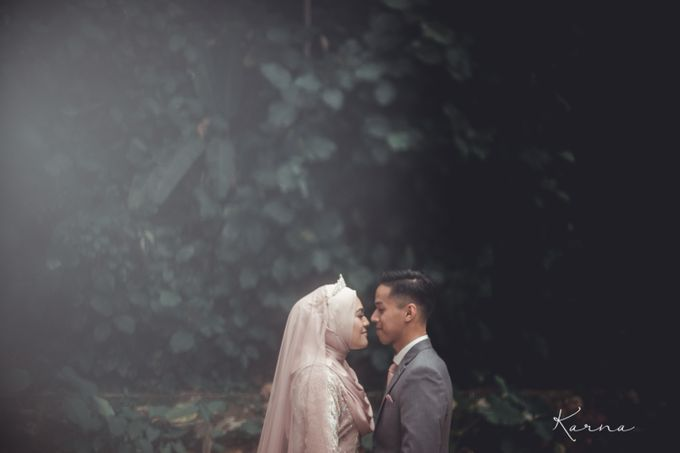 Beautiful Wedding in Forest Valley Hall, Malaysia by Karna Pictures - 028