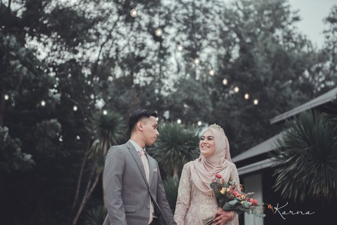 Beautiful Wedding in Forest Valley Hall, Malaysia by Karna Pictures - 006
