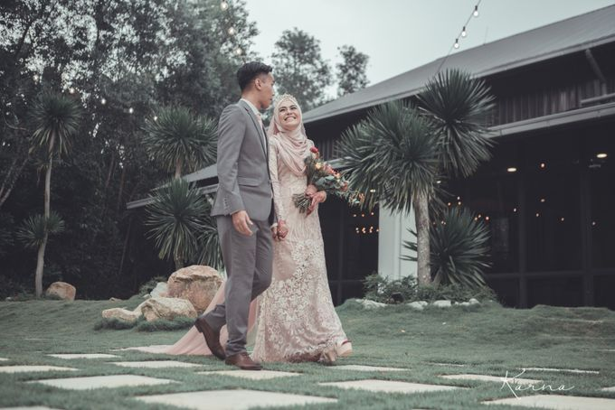 Beautiful Wedding in Forest Valley Hall, Malaysia by Karna Pictures - 038