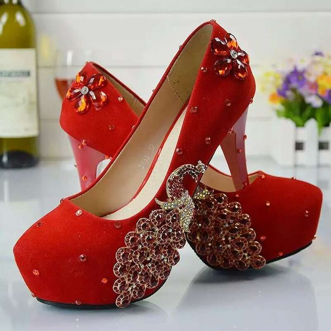 WEDDING SHOES by TIANXI TRADING PTE LTD - 017