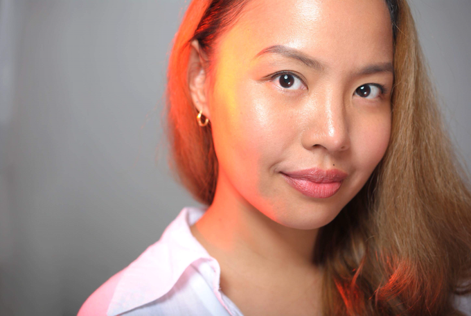 Airbrush Makeup - Studio Shoot by Headmasters Philippines - 001