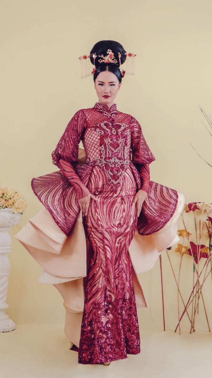 Modern Chinese Empress  by headpieceku - 001