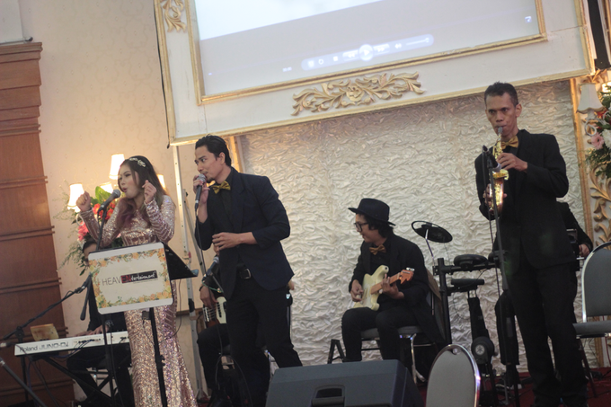 Full Acoustic + Keyboard at International Wedding by HEAVEN ENTERTAINMENT - 001