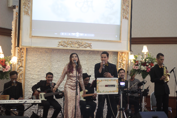 Full Acoustic + Keyboard at International Wedding by HEAVEN ENTERTAINMENT - 002
