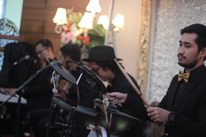 Full Acoustic + Keyboard at International Wedding by HEAVEN ENTERTAINMENT - 005