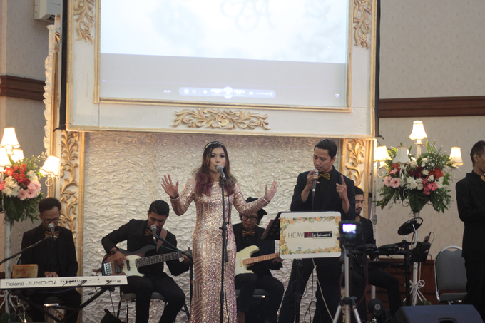 Full Acoustic + Keyboard at International Wedding by HEAVEN ENTERTAINMENT - 003