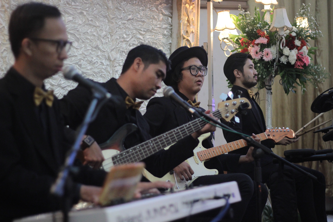 Full Acoustic + Keyboard at International Wedding by HEAVEN ENTERTAINMENT - 004