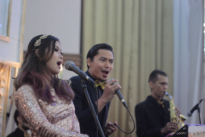 Full Acoustic + Keyboard at International Wedding by HEAVEN ENTERTAINMENT - 007